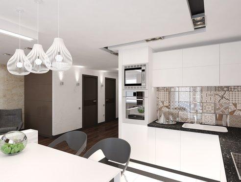 [Кофе] Интерьер 1 к\квартиры