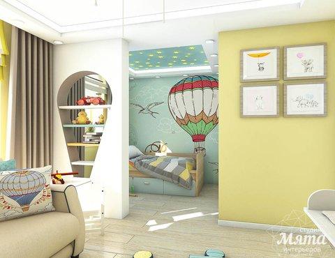 Дизайн интерьера коттеджа в п. Экодолье
