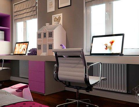 Дизайн интерьера трехкомнатной квартиры по ул. Шейнкмана 88