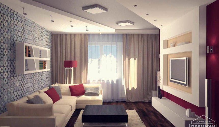 Дизайн интерьера однокомнатной квартиры по ул. Сыромолотова 11 10