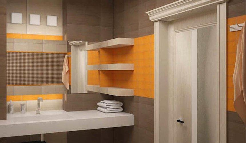 Дизайн интерьера однокомнатной квартиры по ул. Сыромолотова 11 15