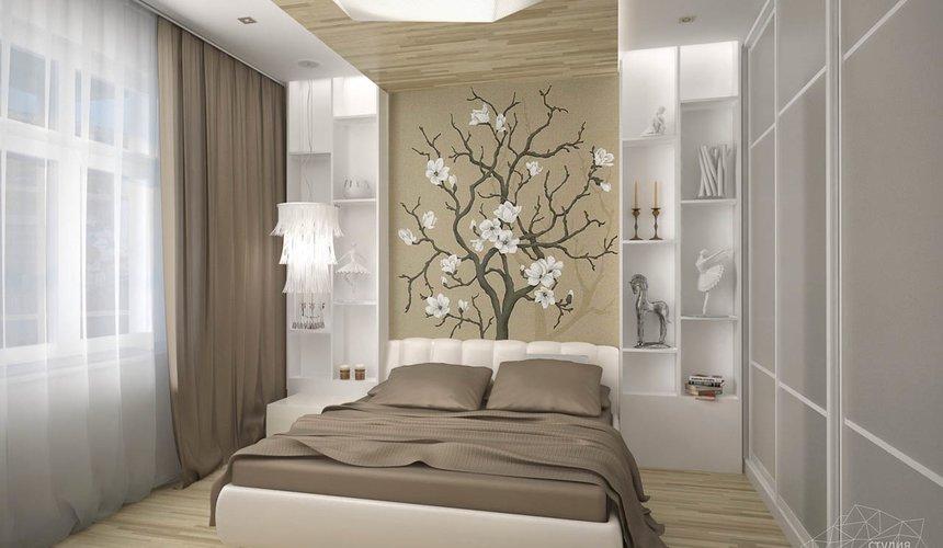 Дизайн интерьера трехкомнатной квартиры по ул. Папанина 18 11