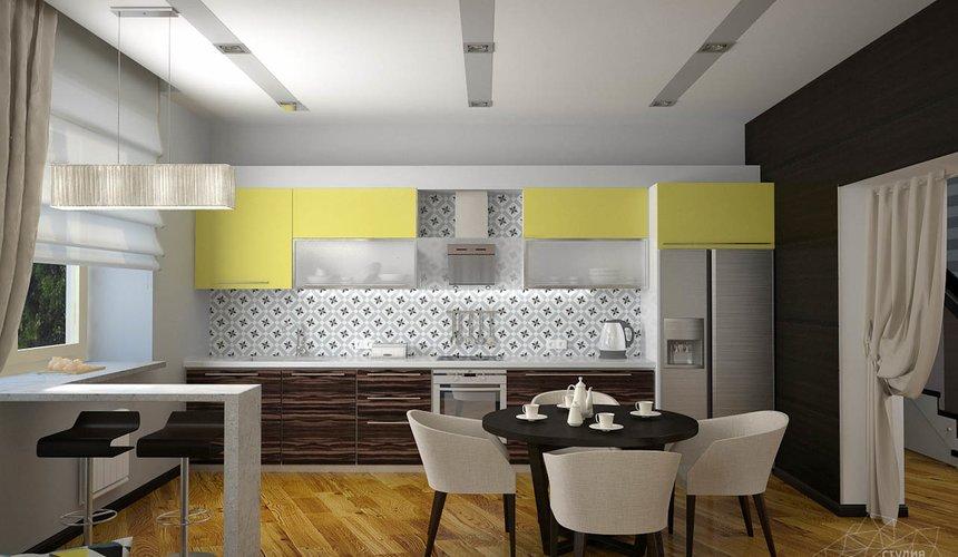 Дизайн проект интерьера коттеджа  в стиле минимализм по ул. Барвинка 15 52