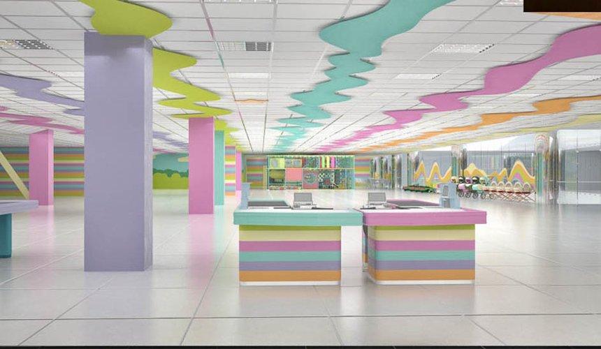 Дизайн интерьера и ремонт детского гипермаркета по ул. Щербакова 4 42