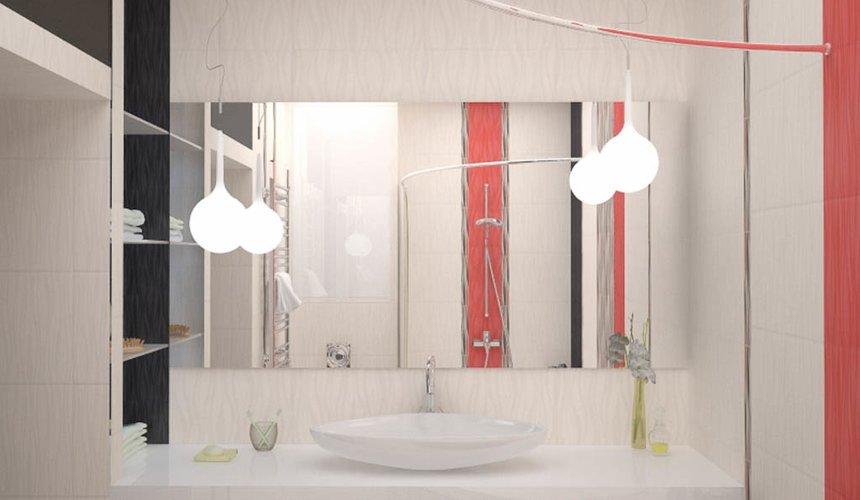 Дизайн интерьера и ремонт трехкомнатной квартиры по ул. Попова 33а 68