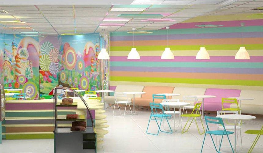 Дизайн интерьера и ремонт детского гипермаркета по ул. Щербакова 4 44