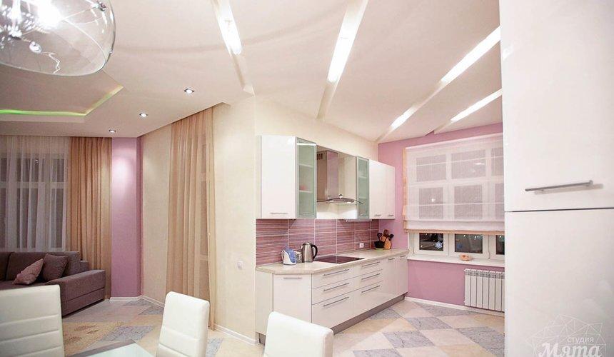 Дизайн интерьера и ремонт трехкомнатной квартиры по ул. Чкалова 124 12