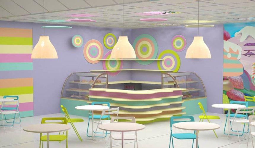 Дизайн интерьера и ремонт детского гипермаркета по ул. Щербакова 4 45