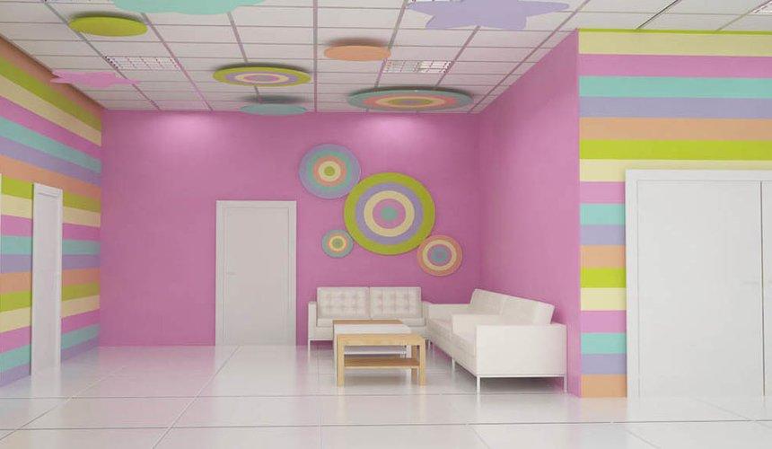 Дизайн интерьера и ремонт детского гипермаркета по ул. Щербакова 4 46
