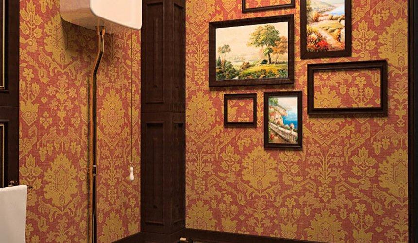 Дизайн интерьера коттеджа первого этажа по ул. Урожайная 17 18