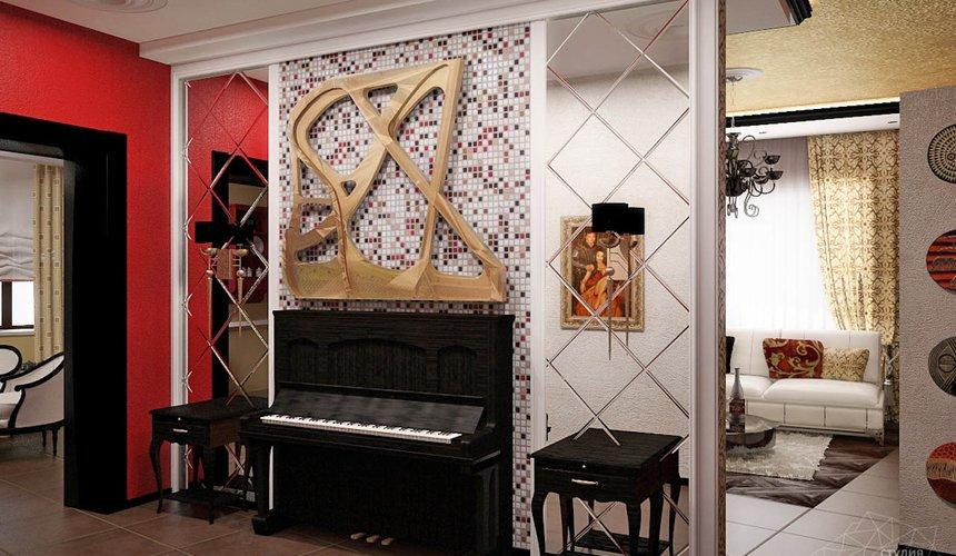 Дизайн интерьера коттеджа первого этажа по ул. Урожайная 17 3