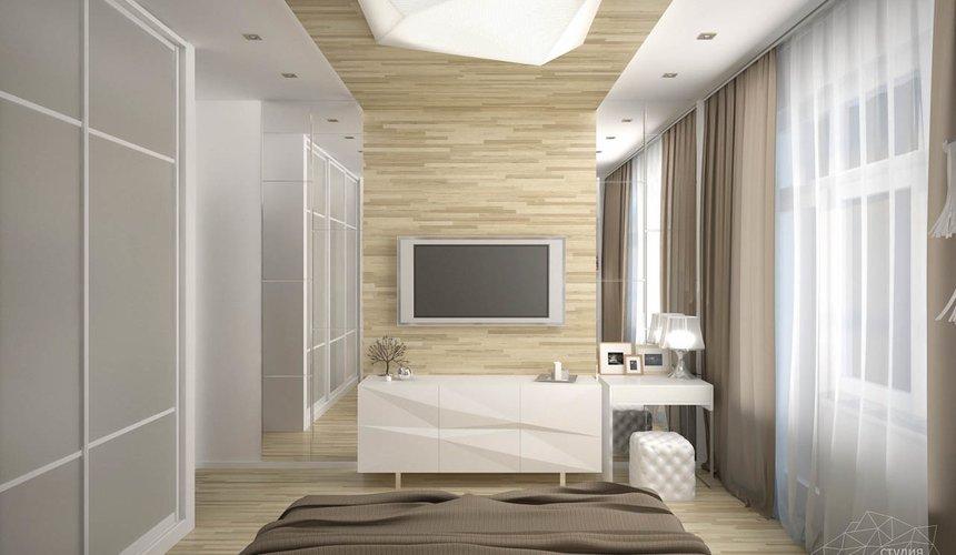 Дизайн интерьера трехкомнатной квартиры по ул. Папанина 18 12