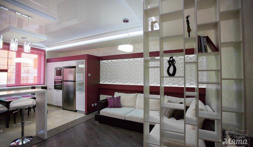 Дизайн интерьера и ремонт трехкомнатной квартиры по ул. Попова 33а 2