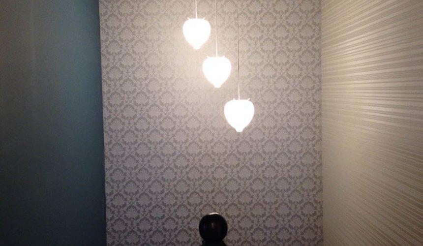 Дизайн проект интерьера коттеджа  в стиле минимализм по ул. Барвинка 15 21