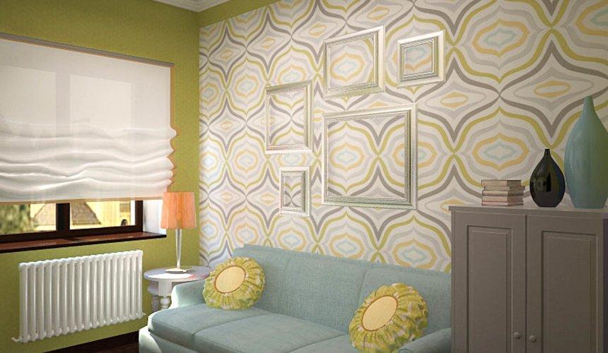 Дизайн интерьера коттеджа первого этажа по ул. Урожайная 17 22