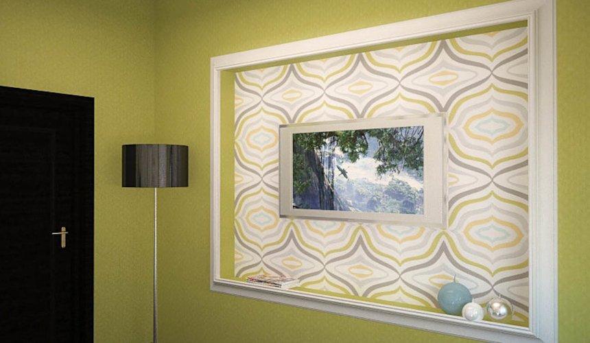 Дизайн интерьера коттеджа первого этажа по ул. Урожайная 17 23