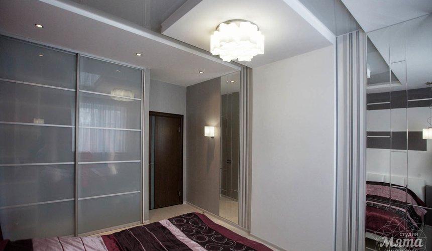 Дизайн интерьера и ремонт трехкомнатной квартиры по ул. Попова 33а 24