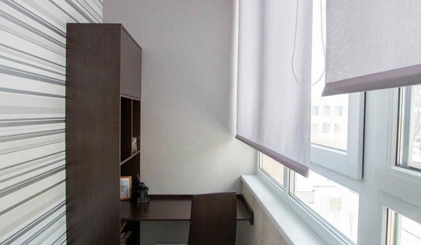 Дизайн интерьера и ремонт трехкомнатной квартиры по ул. Попова 33а 27