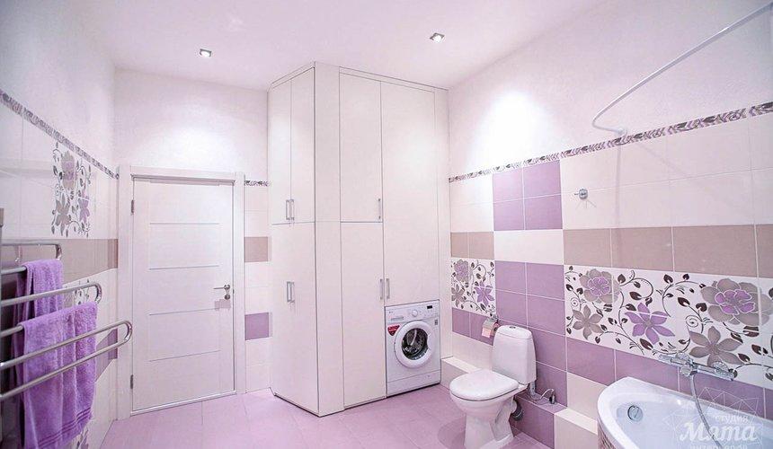 Дизайн интерьера и ремонт трехкомнатной квартиры по ул. Чкалова 124 26