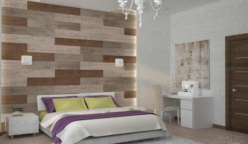 Дизайн проект интерьера коттеджа в стиле минимализм по ул. Барвинка 15 69