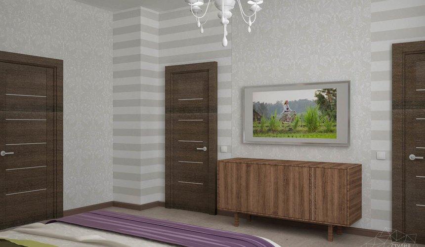 Дизайн проект интерьера коттеджа  в стиле минимализм по ул. Барвинка 15 70