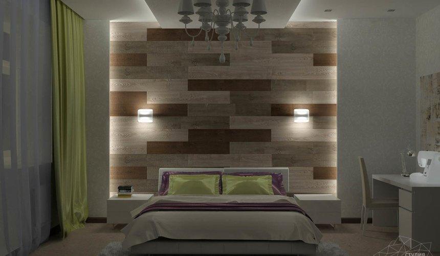 Дизайн проект интерьера коттеджа  в стиле минимализм по ул. Барвинка 15 71
