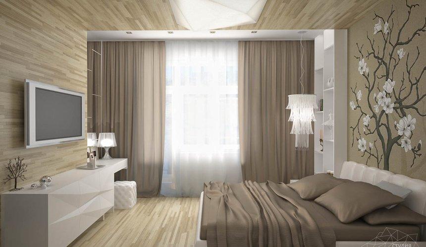 Дизайн интерьера трехкомнатной квартиры по ул. Папанина 18 13