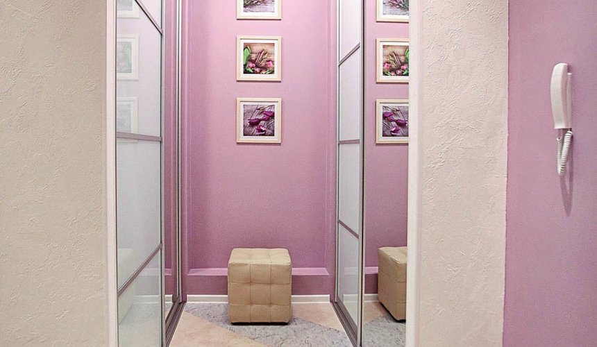 Дизайн интерьера и ремонт трехкомнатной квартиры по ул. Чкалова 124 3