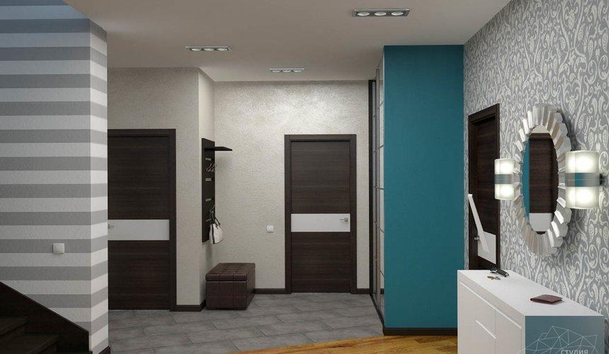 Дизайн проект интерьера коттеджа  в стиле минимализм по ул. Барвинка 15 45
