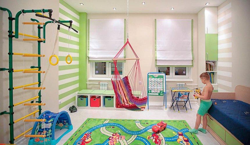 Дизайн интерьера и ремонт трехкомнатной квартиры по ул. Чкалова 124 29