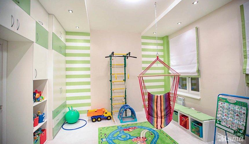 Дизайн интерьера и ремонт трехкомнатной квартиры по ул. Чкалова 124 28