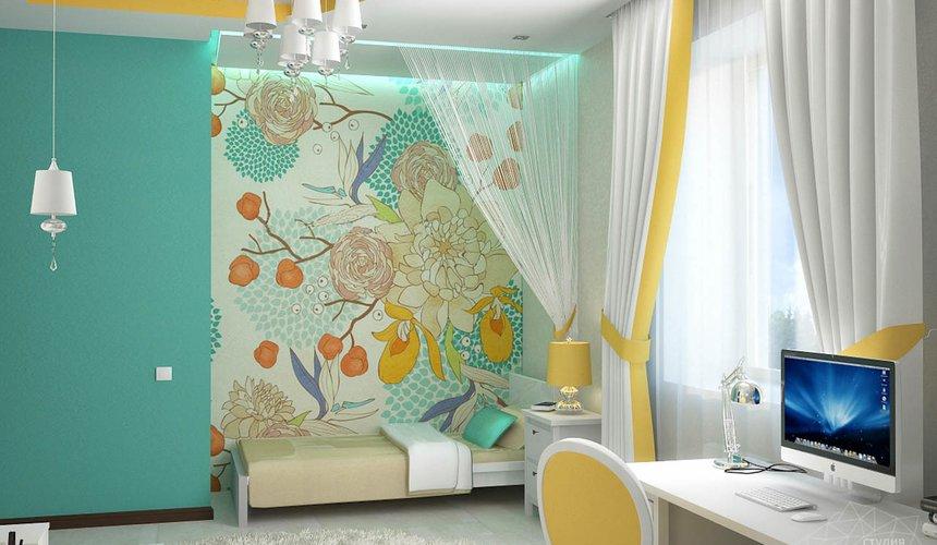 Дизайн проект интерьера коттеджа  в стиле минимализм по ул. Барвинка 15 77