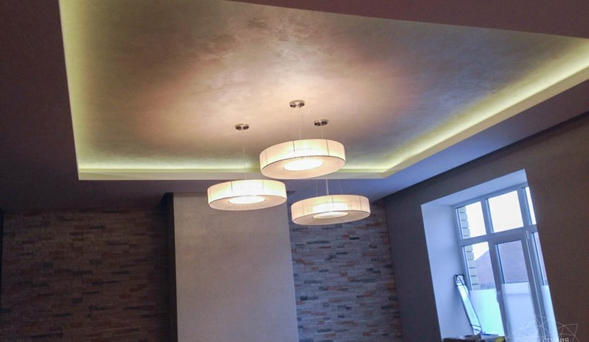 Дизайн проект интерьера коттеджа  в стиле минимализм по ул. Барвинка 15 4