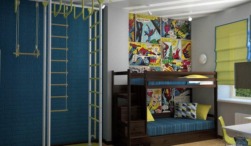 Дизайн проект интерьера коттеджа в стиле минимализм по ул. Барвинка 15 82