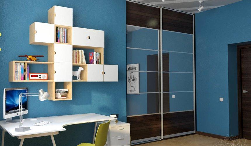 Дизайн проект интерьера коттеджа  в стиле минимализм по ул. Барвинка 15 84