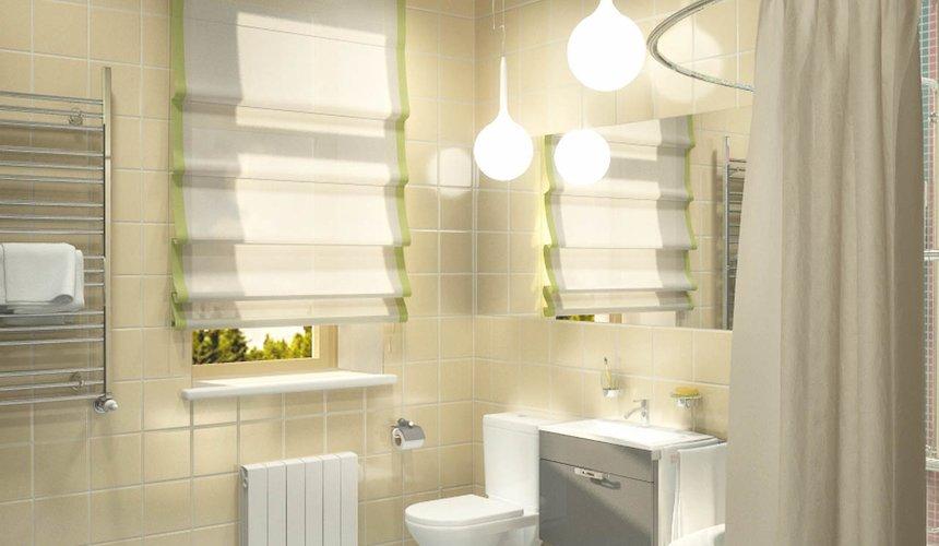 Дизайн проект интерьера коттеджа в стиле минимализм по ул. Барвинка 15 85