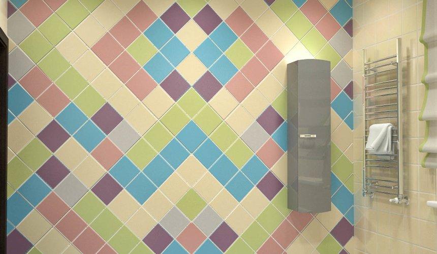 Дизайн проект интерьера коттеджа в стиле минимализм по ул. Барвинка 15 86