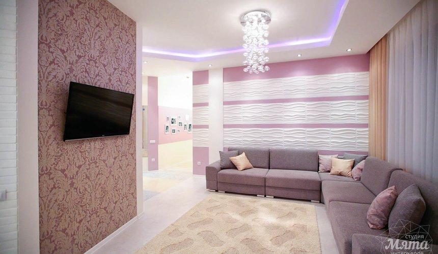 Дизайн интерьера и ремонт трехкомнатной квартиры по ул. Чкалова 124 5