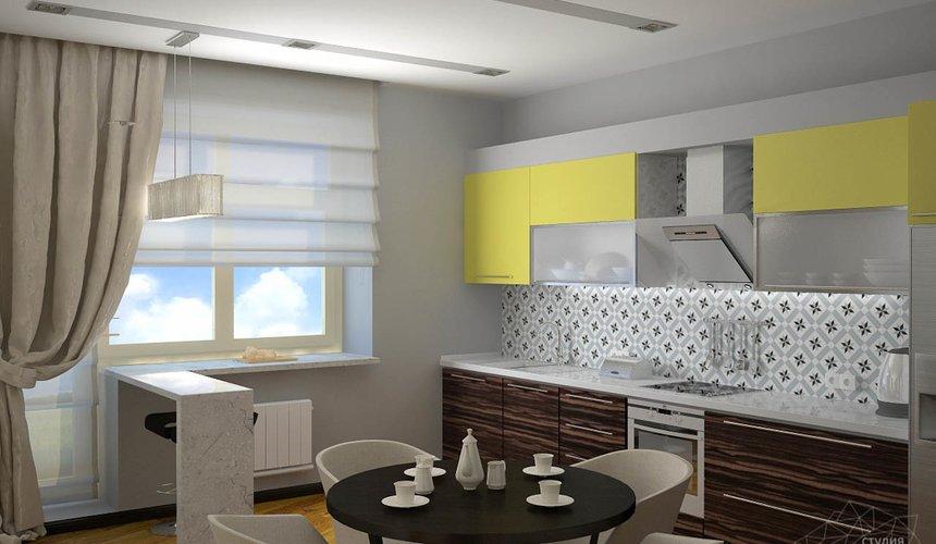 Дизайн проект интерьера коттеджа  в стиле минимализм по ул. Барвинка 15 47