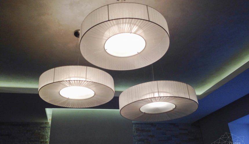 Дизайн проект интерьера коттеджа  в стиле минимализм по ул. Барвинка 15 6