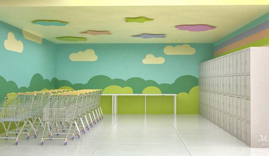 Дизайн интерьера и ремонт детского гипермаркета по ул. Щербакова 4 37