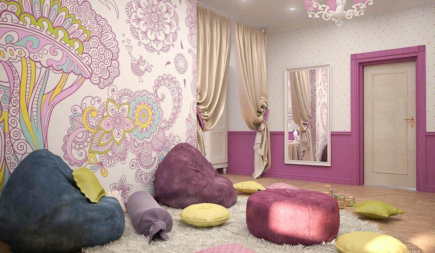 Дизайн интерьера коттеджа по ул. Ландышевая 23 6