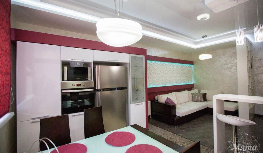 Дизайн интерьера и ремонт трехкомнатной квартиры по ул. Попова 33а 6