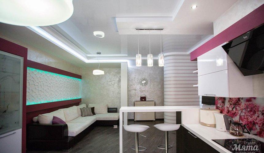 Дизайн интерьера и ремонт трехкомнатной квартиры по ул. Попова 33а 10