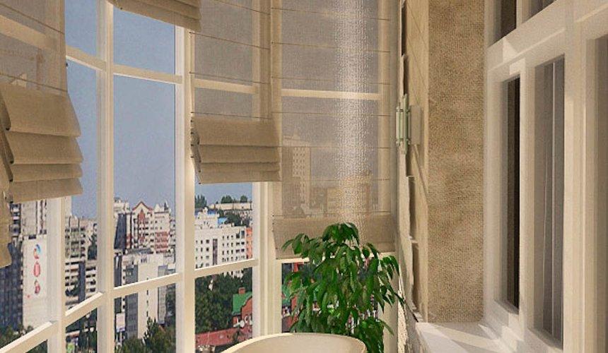 Дизайн интерьера трехкомнатной квартиры по ул. Папанина 18 20
