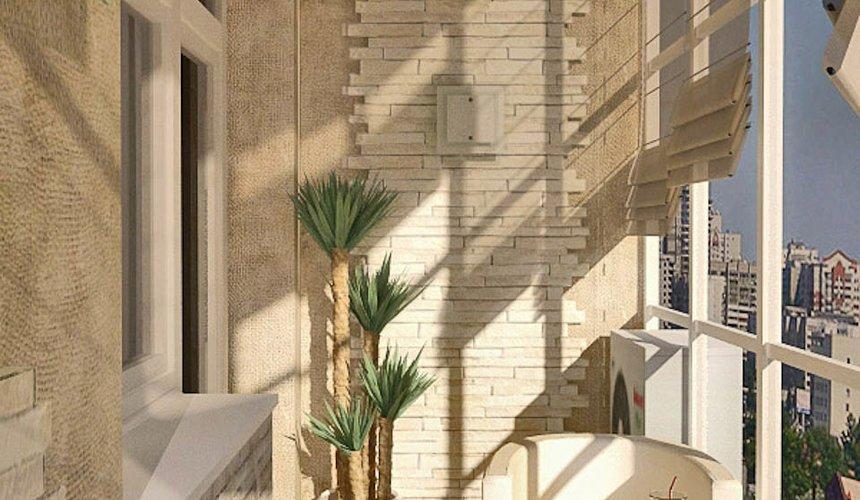 Дизайн интерьера трехкомнатной квартиры по ул. Папанина 18 21