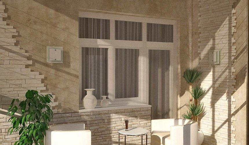 Дизайн интерьера трехкомнатной квартиры по ул. Папанина 18 22