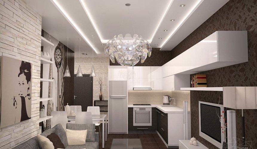 Дизайн интерьера трехкомнатной квартиры по ул. Папанина 18 6