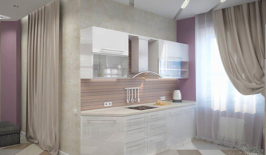 Дизайн интерьера и ремонт трехкомнатной квартиры по ул. Чкалова 124 55