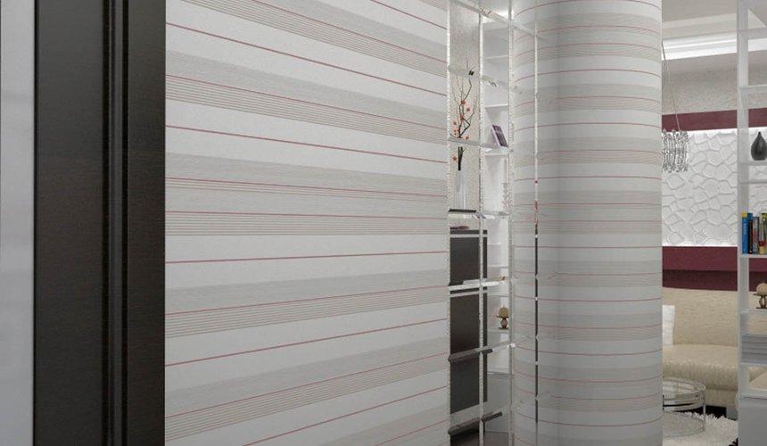Дизайн интерьера и ремонт трехкомнатной квартиры по ул. Попова 33а 55
